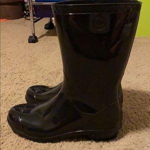 Ugg Girls Rain Boots